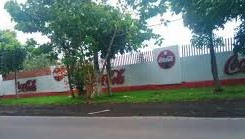 Pabrik Coca Cola di Kauditan