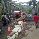 Dibandrol 4,9 M, Proyek Jembatan Diduga Bermasalah