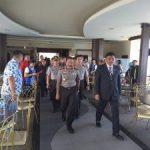 Kunjungan Kapolri Disambut Hangat Gubernur Sulut