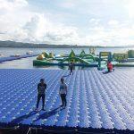 Casabaio Paradise Water Sport Atas Laut Pertama di Indonesia