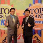 GO Manado Kembali Jadi Top Brand for Teens dan for Kids Tingkat Nasional 2016