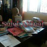Dibobol Maling, Kantor Kecamatan Kalawat Heboh