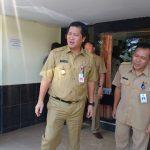 Sidak Samsat Bolmong, Kandouw Terima Keluhan Kurang Tenaga