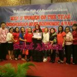 VAP Terima Penghargaan Women Of The Year Indonesia 2016