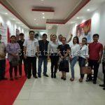 Rapat Perdana Panitia Pra Natal DPD Gerindra, Optimis Hadirkan Prabowo Subianto