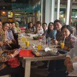 Kebersamaan Putra-Putri Terbaik Sulut, Adu Ilmu Memperbutkan Kursi Penyelenggara Pemilu di Pusat