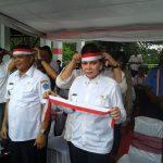 Nusantara Bersatu, Minut Aman dan Damai