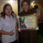 VAP Terima Penghargaan Peduli Kesehatan Masyarakat
