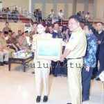 VAP Terima Award Terbaik III JKN se-Sulut