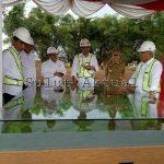 Presiden Joko Widodo Sambangi Waduk Kuwil Kawangkoan Minut