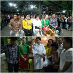 Natal DPC Gerindra Minut Bagi-Bagi Sembako dan Ampao