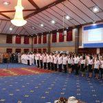 Lantik 87 Lurah, 16 Kapus dan 8 Sekcam, Wawali Mor Tegaskan Pemimpin Harus Bangun Komunikasi