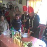 Awali Tahun 2017, Kecamatan Dimembe Gelar Ritual Adat
