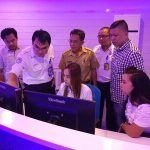 BMKG Sajikan Data Realtime di Command Center Manado Cerdas
