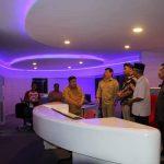 Tinjau Command Center, Walikota GSVL Harap Bisa Beroperasi Dengan Baik