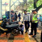 Tim Gabungan Polres Manado, Dishub Manado dan SatPol PP 'Bersihkan' Parkir Liar