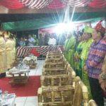 Hadiri Tulude, Walikota GSVL Ajak Warga Sangihe Dukung Iven Pariwisata