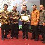 Terima Penghargaan WTN 2016, Tranportasi Kota Manado Dinilai Terbaik
