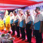 Hadiri Pesta Adat Tulude, Walikota GSVL Bentuk Panitia Manado Fantastic Festival 2017