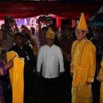 Walikota GSVL Rayakan Tulude Bersama Warga Manado Asal Nusa Utara