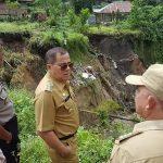 Tinjau Korban Bencana, JWS beri Bantuan
