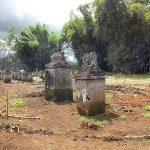 Relokasi Waruga terkesan Asal Jadi