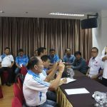 Dukung Workshop Penyusunan HIPOP, Walikota Vicky Berharap Bisa Raih 15 Emas di PON 2020