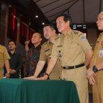 Launching Cerdas Command Center, Berbagai Pihak Apresiasi Terobosan GSVL-Mor