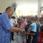 Kemensos Salurkan Bantuan ke 770 KK di Minut