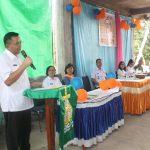 Hadiri HUT Desa Tumbohon, Wabup Joppie Beberkan Rencana Program Pembangunan di Minut