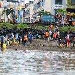 Bersih Pantai, Laut dan Sungai Mengisi Acara HPSN