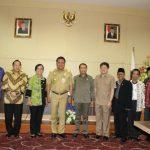 Kunker Komisi II DPR RI ke Sulut, Puji Pilkada Serentak 2017
