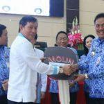 Hadiri Rakorev, Walikota GSVL Minta Bantuan Pemprov Tutup IPAL di Megamas