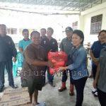 Bantu Korban Bencana Bitung, WKI GMIM Gelar Aksi Sosial
