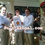 Resmi, Shintia Rumumpe Pimpin Gerindra Minut