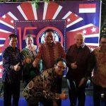HUT ke 150 Konjen AS di Surabaya, Olly Dan Vicky Turut Diundang