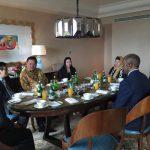 Olly Getol Promosi Sulut ke Manca Negara