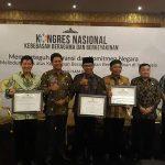 Manado Terima Penghargaan Komnas HAM-RI. Walikota GSVL : Terima Kasih Warga Manado
