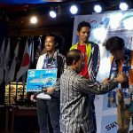 Kejuaraan Paragliding Accuracy World Cup Serie 1 Ditutup