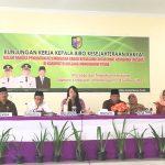 Hadiri Pelantikan BKSUA Bolmut, dr Kartika Imbau Jaga Kerukunan