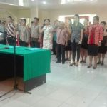 Wabup Lengkong Lantik 39 Pejabat Administrator dan Pengawas