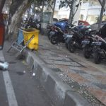 Tim Zebra 'Mandul', Trotoar 'Dirampas' Lagi dari Pejalan Kaki