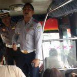 Aksi Sopir Angkot Berjalan Damai, Sofyan: Terima Kasih Karena Aman dan Lancar