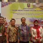 Wakili Sekdaprov, dr Bahagia Hadiri Rakor di Mataram