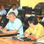 PD Pasar Hadiri Undangan Komisi B Dekot Manado