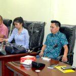 Komisi A Dekot Manado Undang Rapat Para Camat
