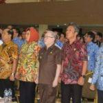 Hadiri Rakorev RKPD Kabupaten/Kota se-Provinsi Sulut, Wongkar Wakili Bupati Paruntu