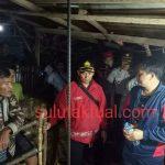 Evakuasi 13 Penambang Tatelu Masih Berlangsung, Kapolres Minut Tinjau Lokasi