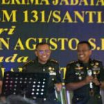 Tour of Duty Danrem 131/Santiago, Kolonel Simanjuntak Gantikan Brigjen Agusto