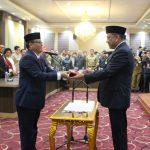 Kepala Perwakilan BPKP Sulut Kwinhatmaka  Dilantik Gubernur